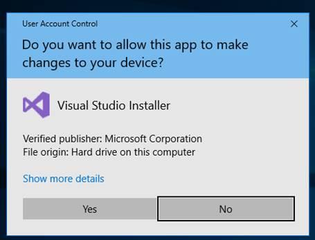 Installing Visual Studio Community Edition | RockStarDBA